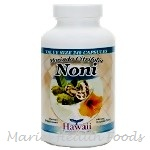 Hawaii Nutrition Company - Noni Capsules - 240cp(120日分)  ハワイアン・ノニ(別送料)