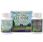 Nature's Plus - Pre-Diet Cleanse 3 Day Program - 24錠 プレダイエット クレンズ プログラム