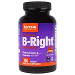 Jarrow Formulas - B-Right - 100 カプセル Bライト