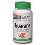 SOLARAY - Guarana 400mg - 100cp  ガラナ