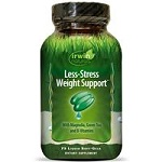 Irwin Naturals - Less-Stress Weight Support® - 75 リキッドソフトジェル ストレス太りに【別送料】