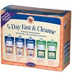 Nature's Secret - 5-Day Fast & Cleanse®  ~5日間集中ダイエット〜(別送料)