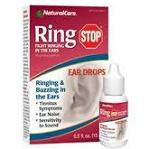 NaturalCare - RingStop Ear Drops - 0.5 oz(15ml) リングストップ点耳液