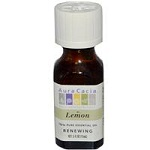 Aura Cacia - 100% Pure Essential Oil Lemon - 0.5 fl oz (15 ml)
