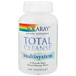 SOLARAY - Total Cleanse Multisystem - 120カプセル