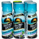 Source Naturals - Wellness Shot Berry Flavor - 2.5oz(75ml)  x 6本セット 【別送料】ウェルネスショット