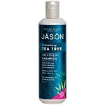 Jason Natural -  Normalizing Tea Tree Shamoo - 17.5 fl oz (517 ml) 【別送料】