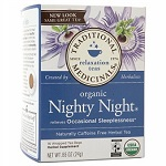 Traditional Medicinals - Organic Nighty Night® Herbal Tea - 16 Tea Bags