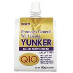 Sato - Yunker CoQ10 Supplement Jelly Type - 150g【別送料】
