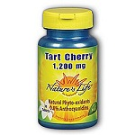 Nature's Life - Tart Cherry 1,200 mg - 30錠 タルトチェリー