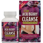Applied Nutrition -14-Day Acai Berry Cleanse™ - 56錠 アサイベリークレンズ