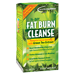Applied Nutrition - 14-Day Fat Burn Cleanse™ - 56 錠 ファットバーンクレンズ
