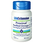 Life Extension(# 01812) - PROVINAL® Purified Omega-7 - 30ソフトジェル プロヴァイナル