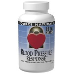 Source Naturals - Blood Pressure Response™ - 150 錠 【別送料】 ブラッドプレッシャーレスポンス