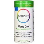 Rainbow Light - Men's One - 90 錠 【別送料】
