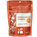 Navitas Naturals - Organic Pomegranate Power - 8 oz (227 g) 【別送料】 ザクロ・パウダー