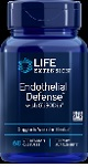 Life Extension(# 00997) - Endothelial Defense™ with GliSODin® - 90カプセル グリソディン&ウルフベリー