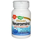 Nature's Way - EFAGold, Neuromins, High Potency DHA - 60ソフトジェル