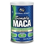 Natural Sport - Simply MACA - 135g  マカ粉末