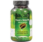 Irwin Naturals - Power to Sleep PM® - 60 リキッドソフトジェル パワートゥスリープ 【別送料】