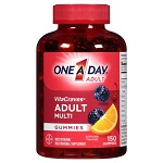 BAYER - One A Day® VitaCraves® Adult Multi Gummies - 150 グミ 【別送料】 ビタクレイブス