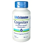 NEW  Life Extension(# 02396) - Cognitex® Elite - 60Tab  コグニテックス エリート