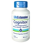 Life Extension(# 02397) -Cognitex® Elite Pregnenolone- 60ソフトジェル コグニテックス プレグネノロン 【別送料】