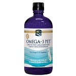 【愛犬用】Nordic Naturals Omega-3 Pet™ Large Dogs to Very Large Breed Dogs - 16 fl oz 大型犬用オメガ3【別送料】