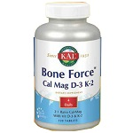 KAL - Bone Force™ Cal Mag D3 K-2 - 120錠 【別送料】