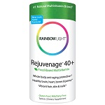 Rainbow Light - RejuvenAge™ 40 plus Multivitamin - 120錠 【別送料】