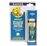 BADGER - Aromatherapy , Headache Soother - 17 g