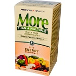 American Health - More Than A Multiple with Energy Essentials - 90錠