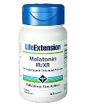 Life Extenton メラトニン Melatonin 1.5� IR/XR (as MicroActive®)〈02201〉