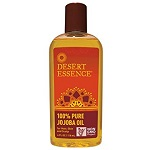 Desert Essence - 100% Pure Jojoba Oil - 4.0 fl oz (118 ml ) - ホホバオイル【別送料】
